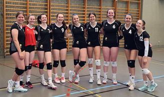 Tamara qualifiziert sich mit Neuenkirch für die U19-Schweizermeisterschaft