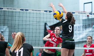 3:2 | Damen 1 - Volley Köniz II