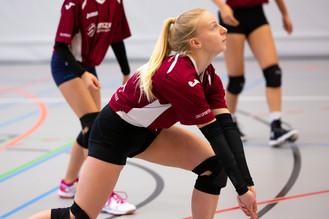 0:3 | Juniorinnen 1 - Volley Hünenberg