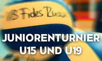 Juniorenturnier U15 U17