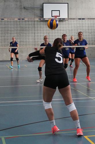 0:3 | Damen 2 - SV Knutwil/St. Erhard