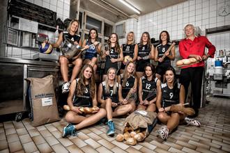 Teamfoto Damen 1