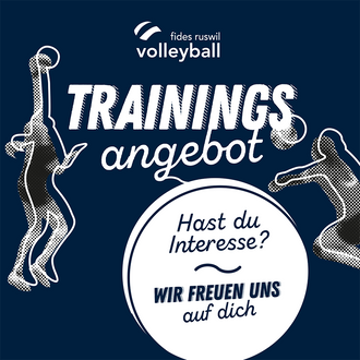 Trainingsangebot