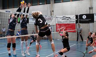 3:2 | Giubiasco Volley - Damen 1