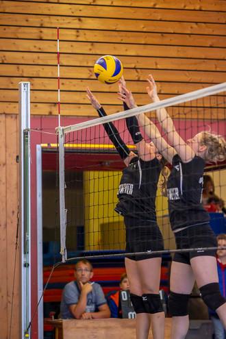 3:0 | Damen 1 - Raiffeisen Volleya Obwalden 5