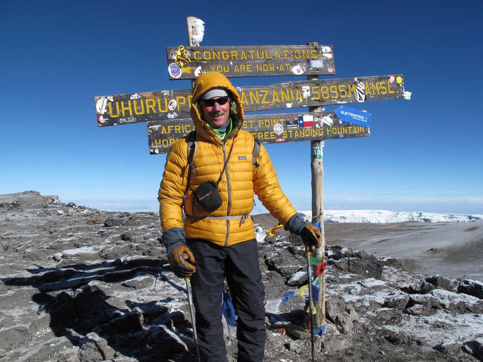 Summit Kilimanjaro