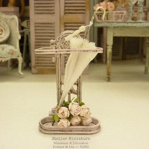 Ombrelle Miniature, Maison de Poupée, Échelle 1/12
