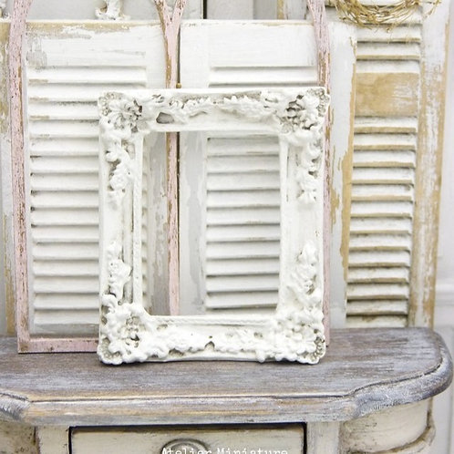 Cadre Baroque Shabby Chic