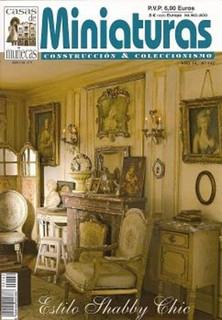Miniaturas, Magazine espagnol dédié aux miniatures et maisons de poupées
