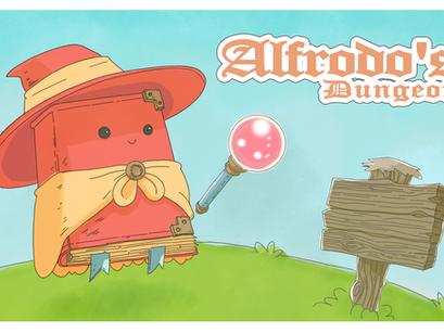 Alfrodo's Dungeon na 365 Indies + Dicas para Trabalhar em Equipe!