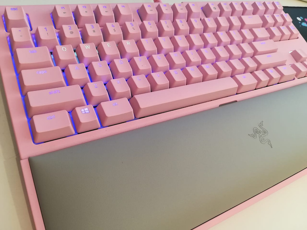 Keyboard Blackwidow Tournment Edition Quartz