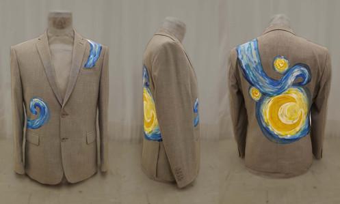 Stary Night Jacket