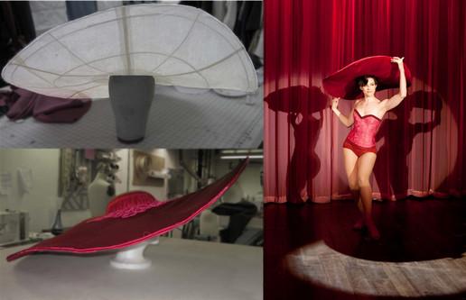 Gypsy Strip Hat