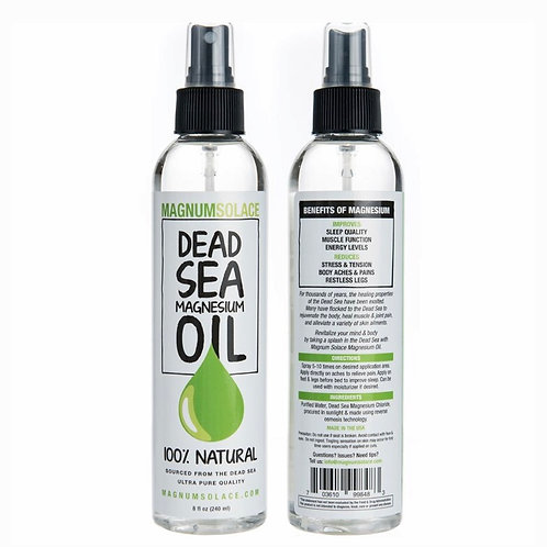 Dead Sea Magnesium Oil