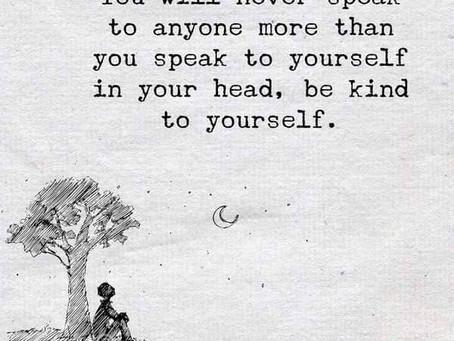 Self-care, self-compassion and self-acceptance
