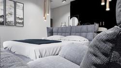 LUXURY APARTMENTICAL FLOOR MASTER BEDROOM 1