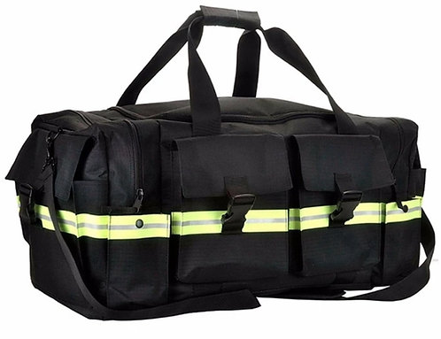 Station Duffel Bag, Black