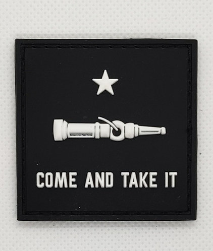 "2"" x 2"" Come and Take It"