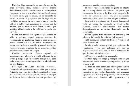 Impaginazione spagnolo