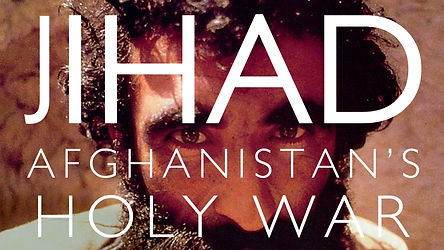 Jihad Afghanistann's Holy War Poster
