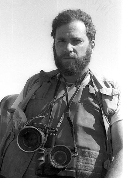 Jeff Harmon photographed by Mikhail Evstafiev