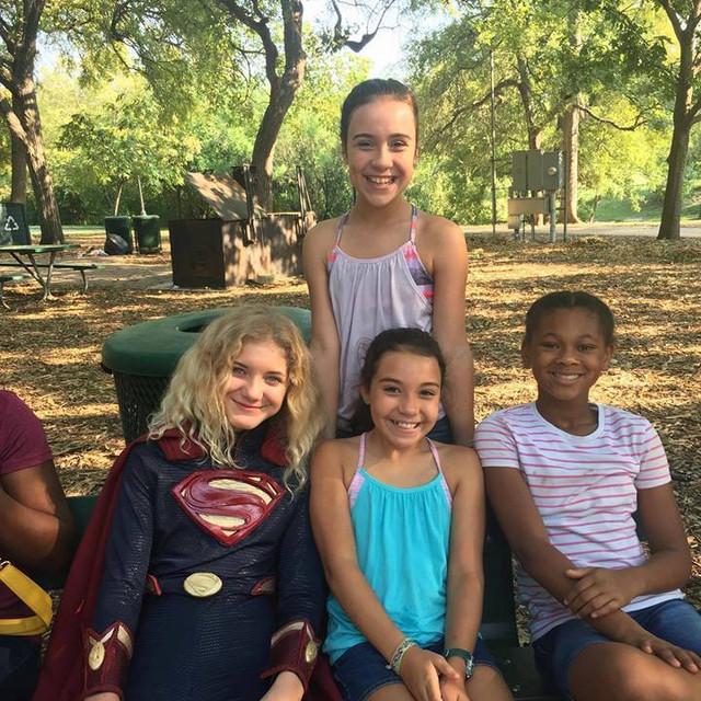 Battling Bullies - A Supergirl Fan Film - Trailer