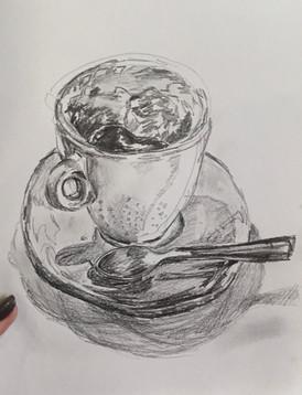 Cup contour