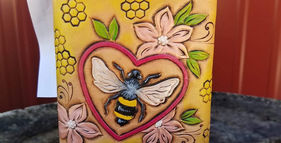 Bee Love Flask - Large