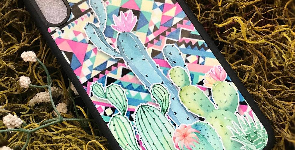 Cactus Aztec Phone Case
