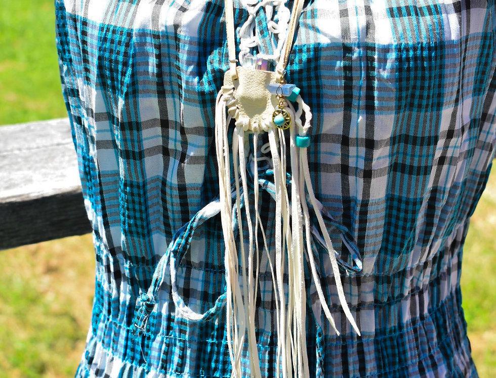 Crystal Necklace No. 1