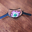 Thumbnail: Pink Aztec Stethoscope Yoke
