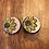 Thumbnail: Sunflower Stethoscope ID Tag