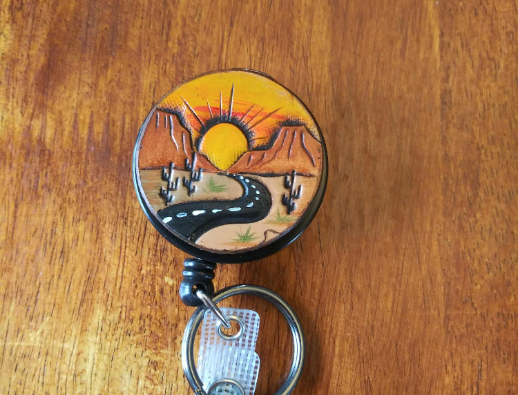 Round Badge Reel Pre-Order