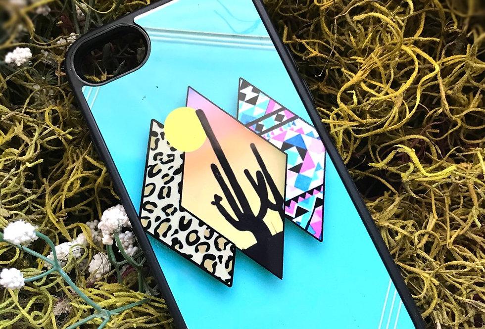 Diamond Sunset Phone Case