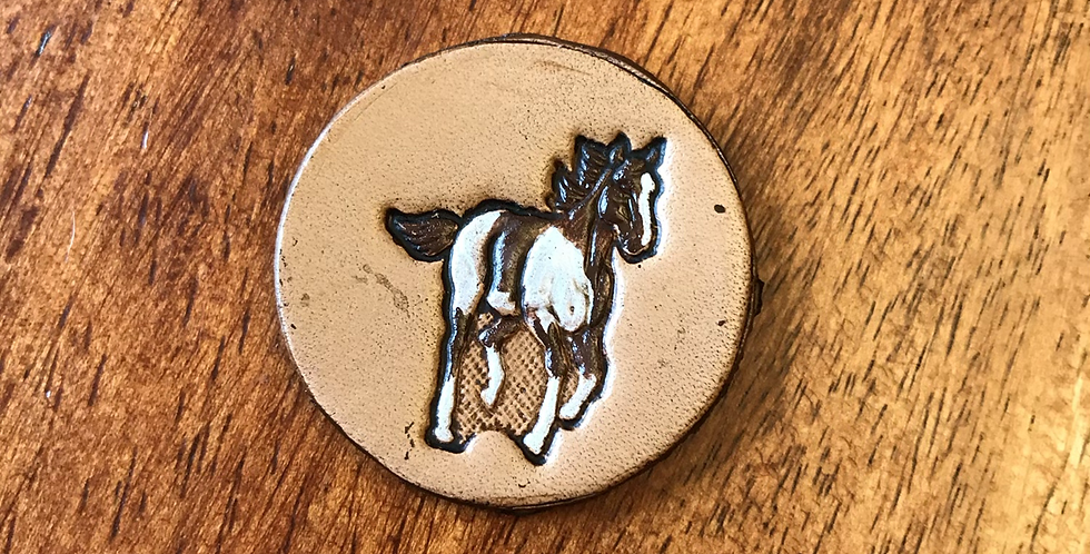Paint Horse Phone Grip Topper