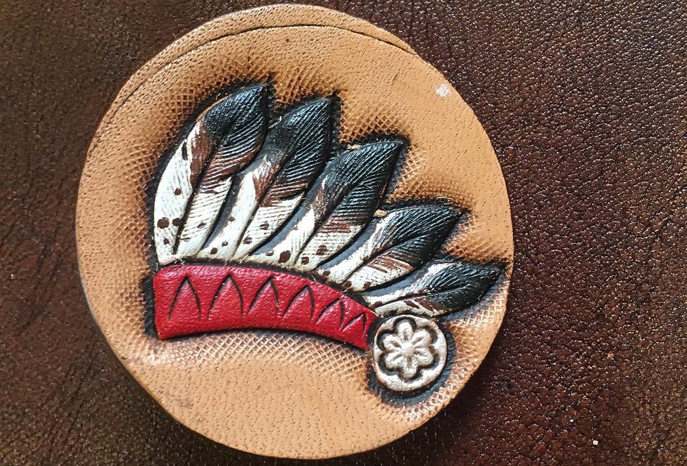 Large Headdress Hat Pin