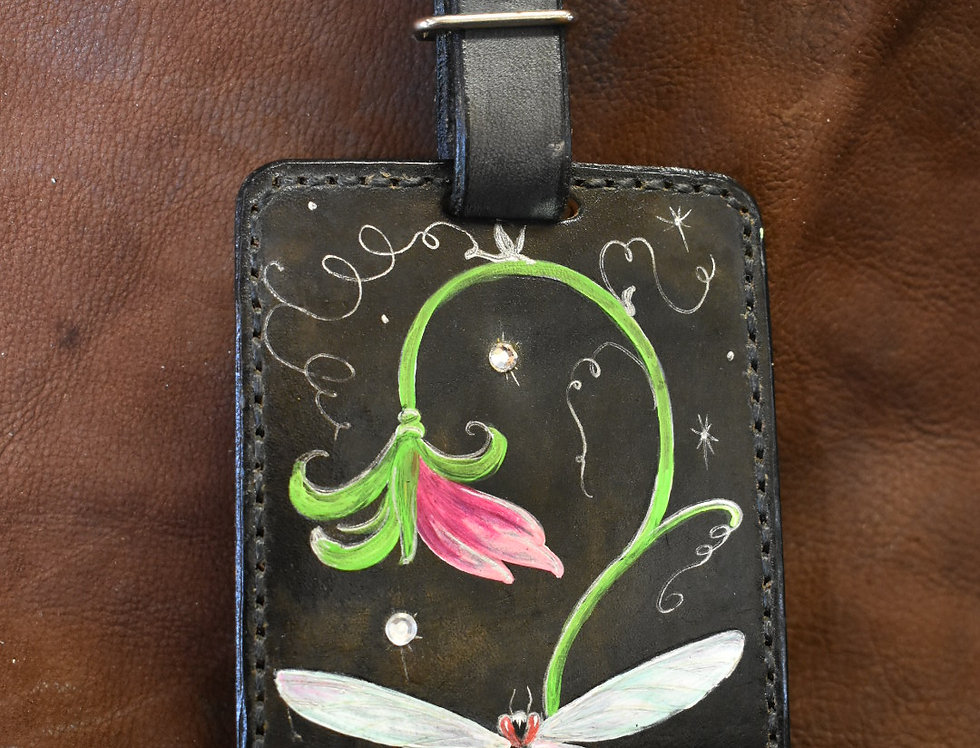 Dragonfly Belt Loop Case