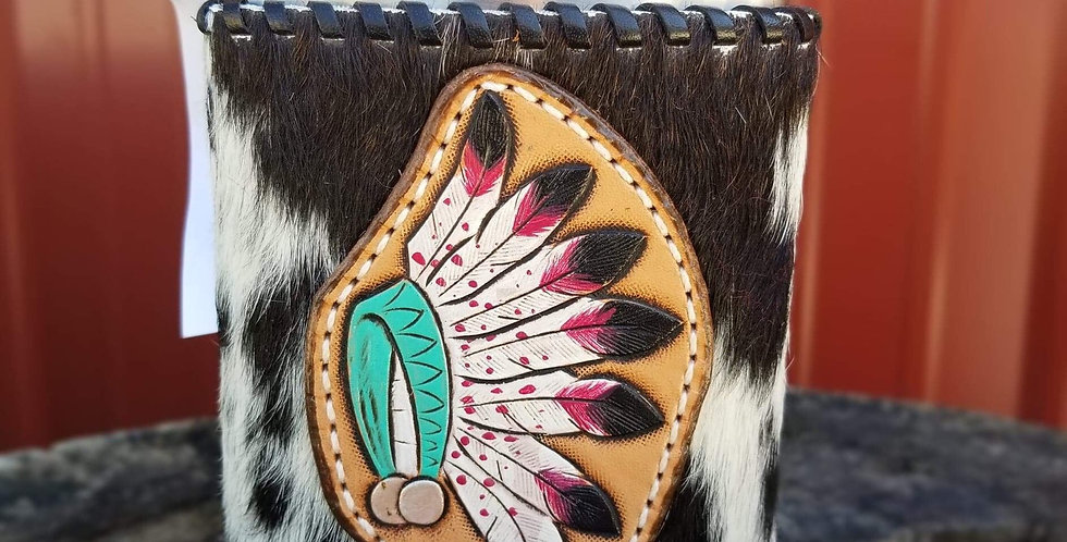 Head dress Flask - Large
