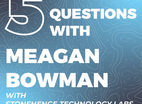 5 Questions With Meagan Bowman
