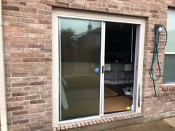 Remove Sliding Glass Door