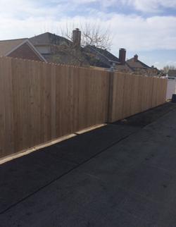 Fence & Sliding Gate