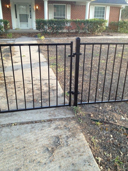 Privacy Fence & Gate