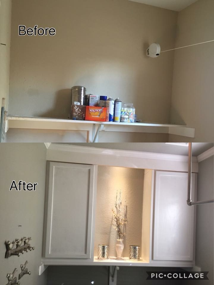 Laundry Room Upgrade