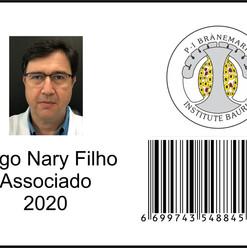 Hugo Nary Filho - carteira digital PIBI.