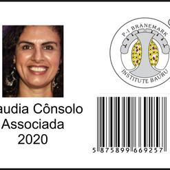 Claudia Consolo - carteira digital PIBI.