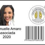 Emanuelle Amaro - carteira digital PIBI.