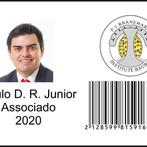 Paulo Domingos Ribeiro Junior - carteira