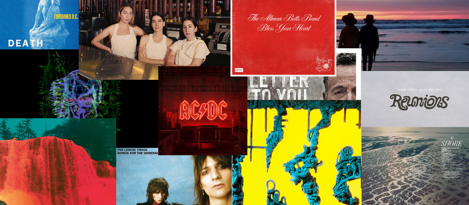 Los Mejores Álbumes del 2020 por Jon Azcue