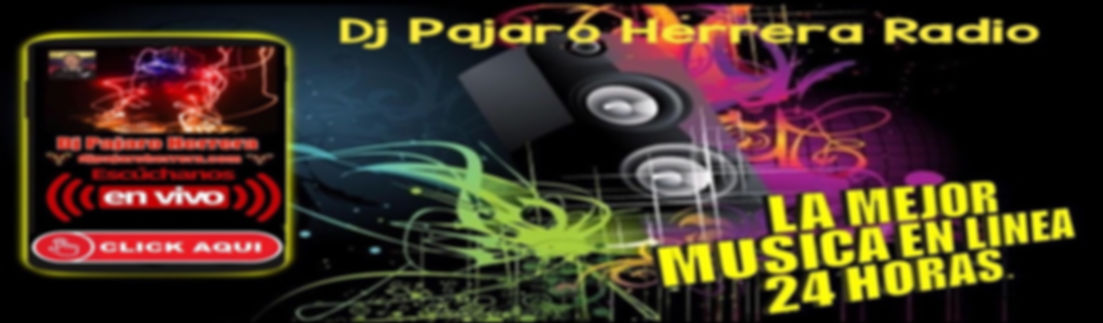 Dj Pajaro Herrera Radio Banner for TuneI