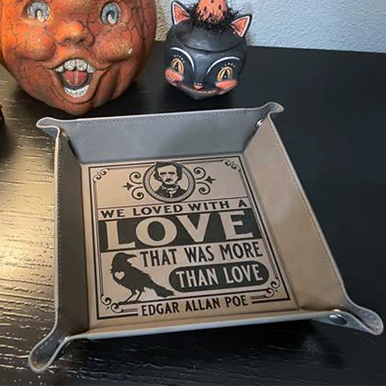 Snap Valet Tray: We Loved With a Love